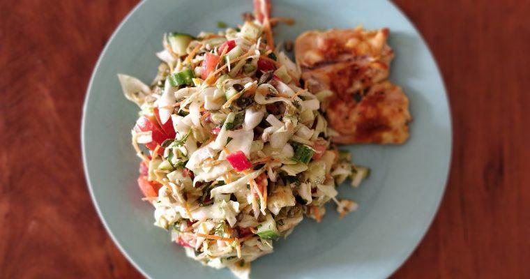 Bonte boekweit Salade
